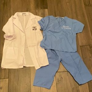 Other - Toddler Doctor halloween costume